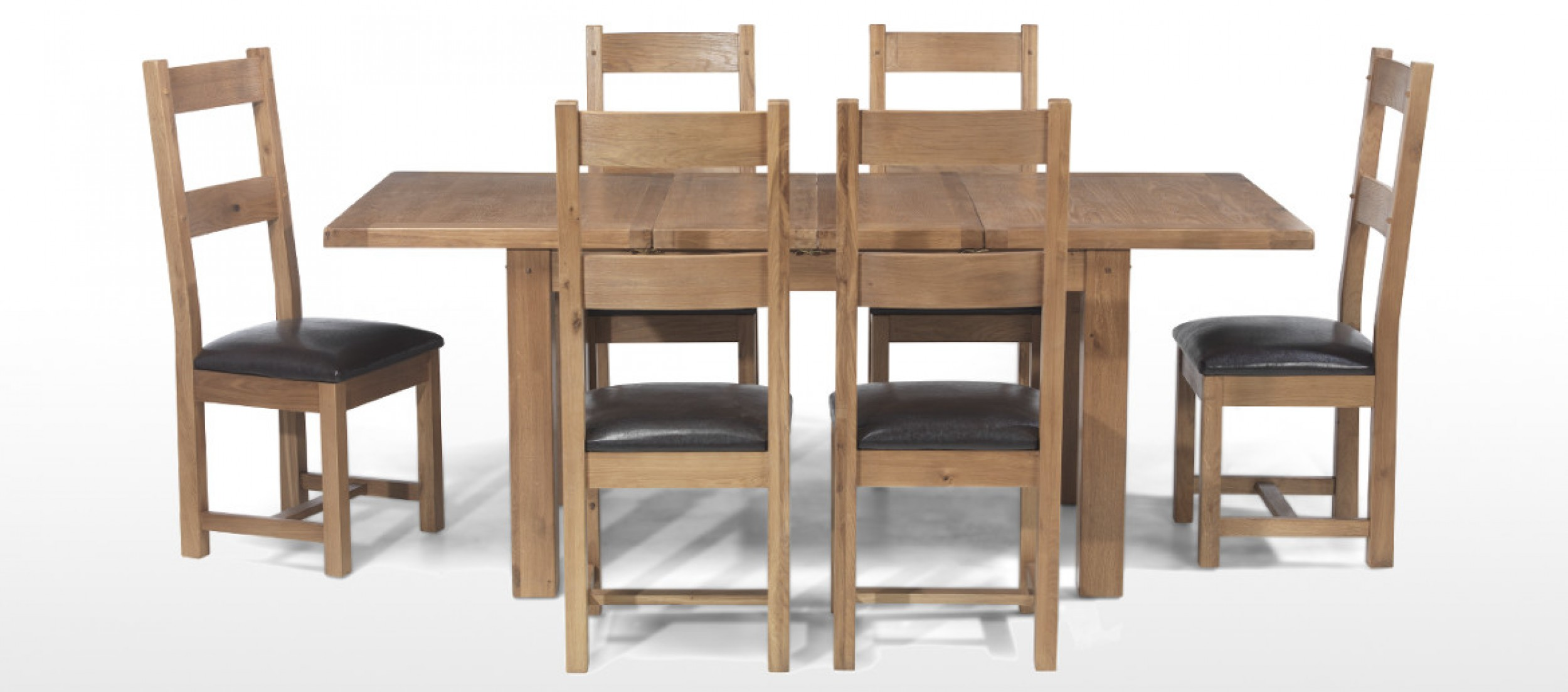 rustic oak dining table and chairs 50 rustic oak dining