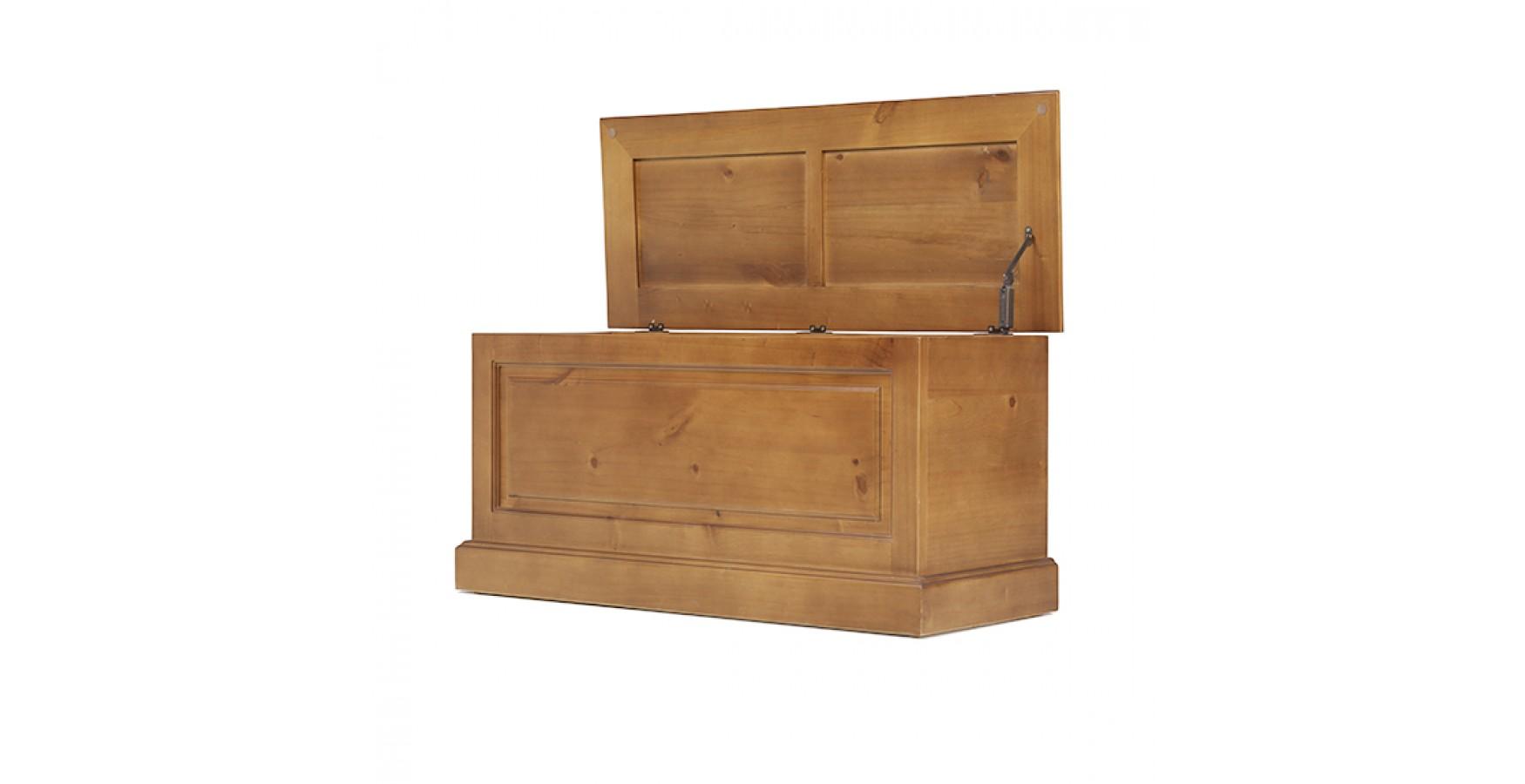 Country Pine Blanket Box Lifestyle Furniture Uk