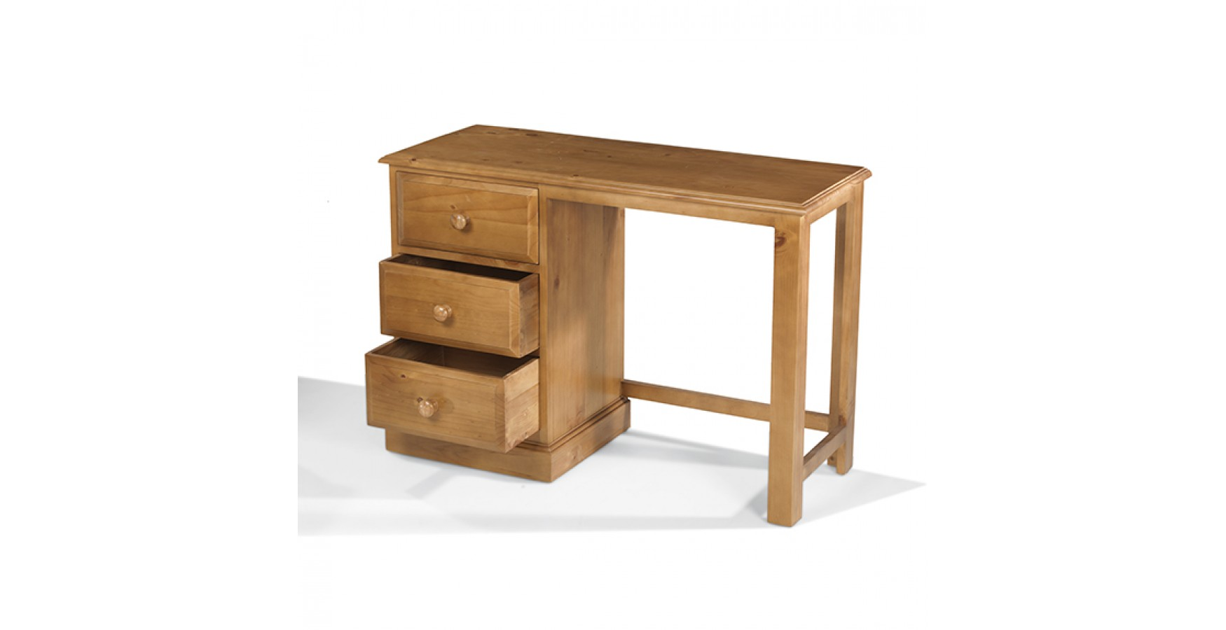 Country Pine Dressing Table Lifestyle Furniture Uk