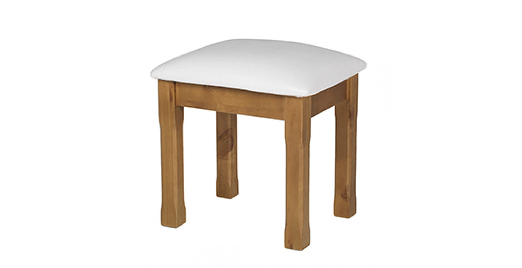 Country Pine Dressing Table Stool Lifestyle Furniture Uk