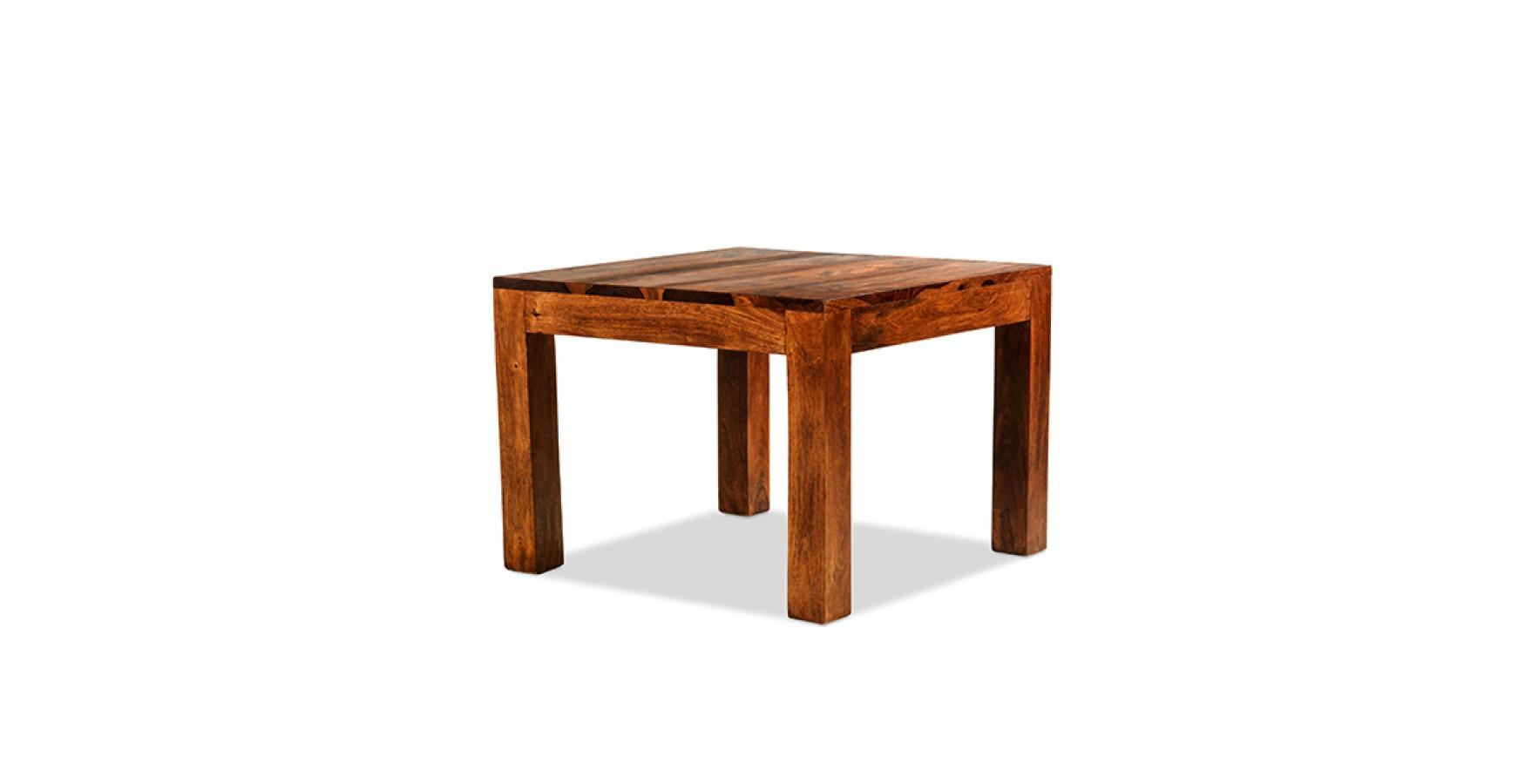 Cuba sheesham 60 cm coffee table lifestyle furniture uk for Coffee table 60cm