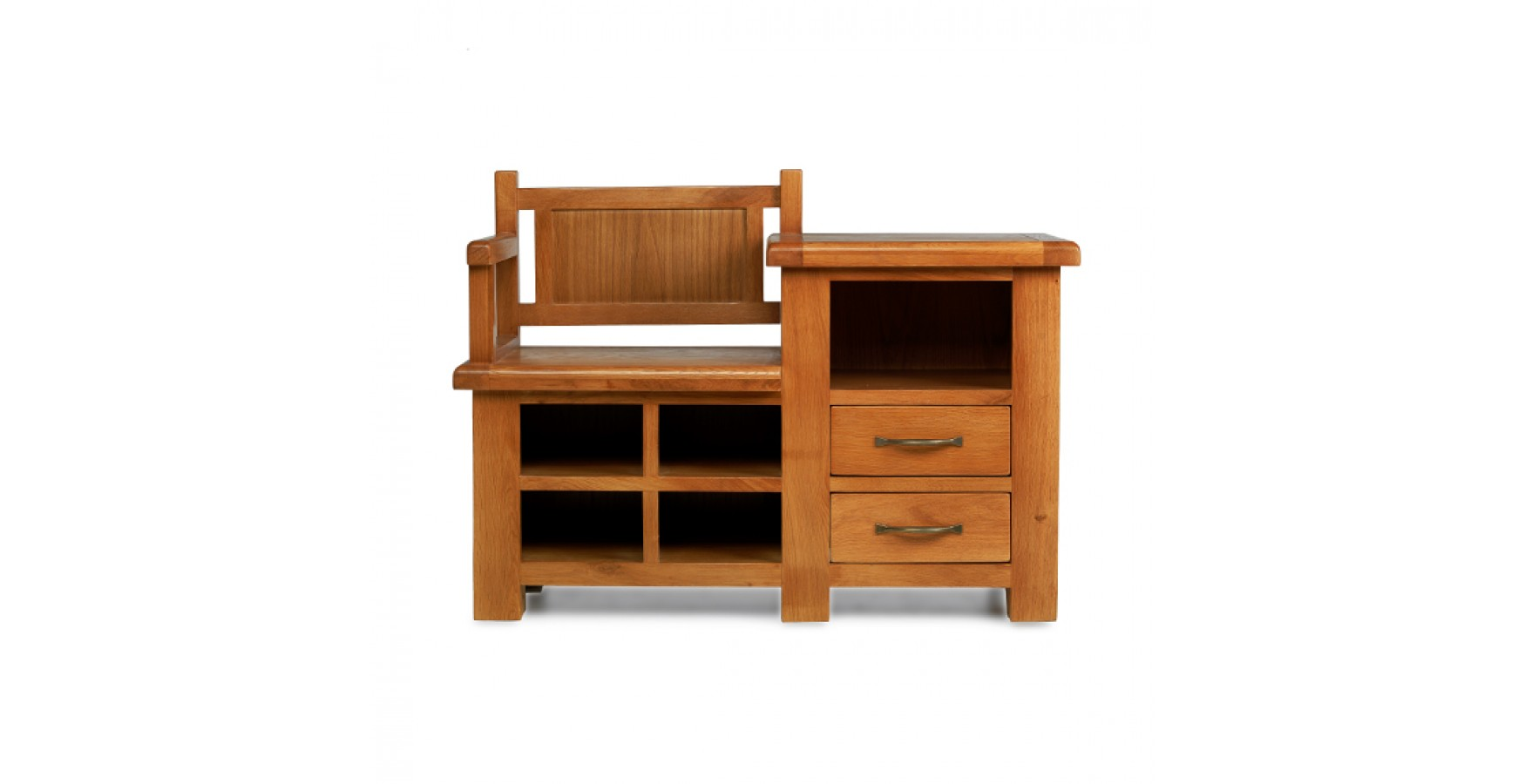 wonderful oak shoe storage bench part