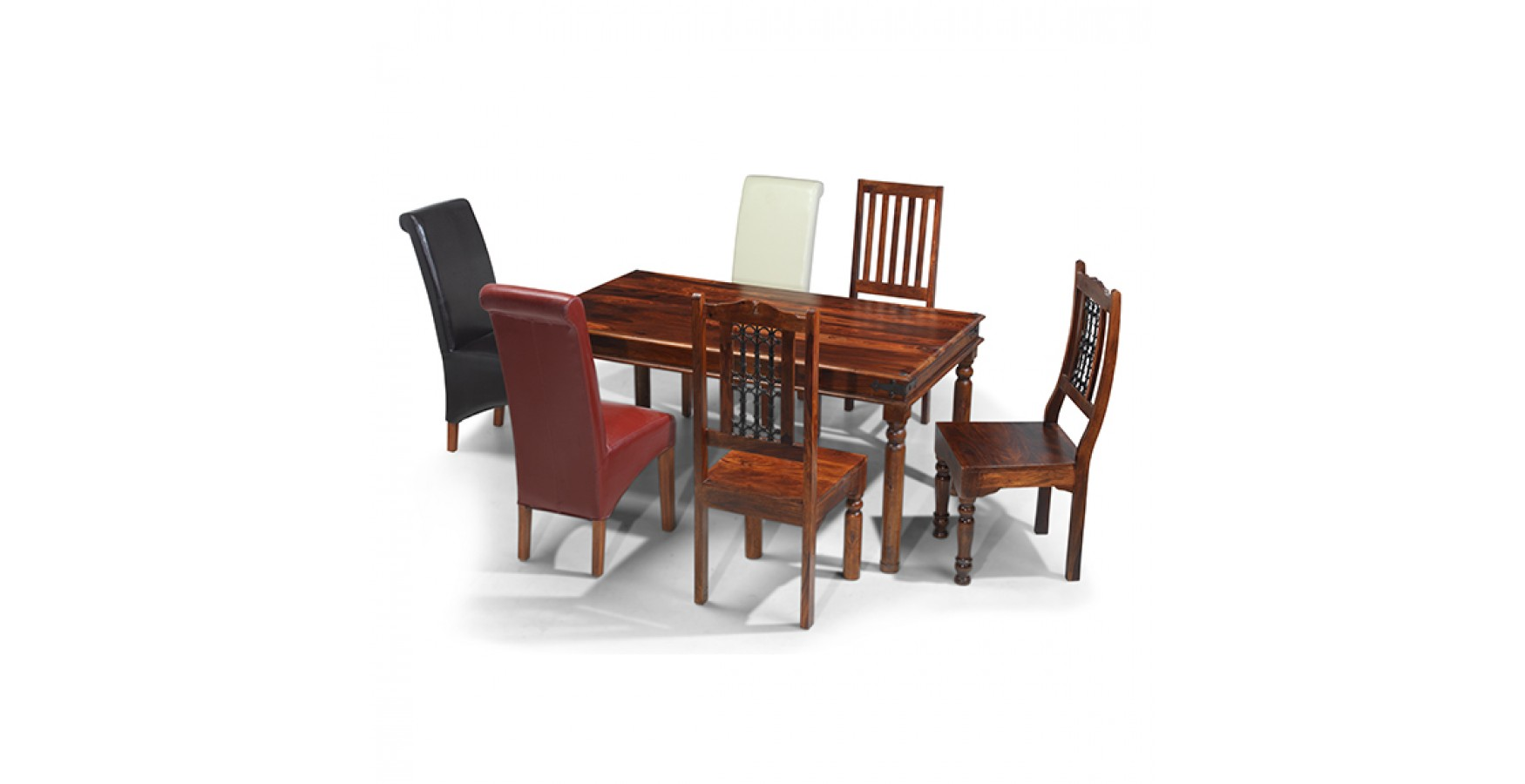 Jali sheesham 120 cm thakat dining table and 4 chairs for 120cm dining table with 4 chairs