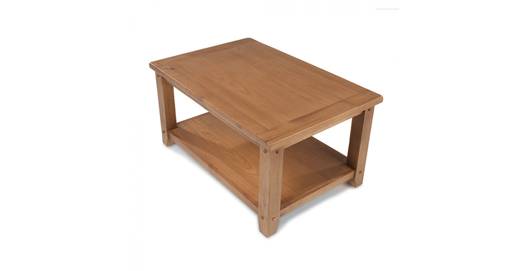 Rustic Oak Open Coffee Table Rustic Oak Open Coffee Table Lifestyle Furniture Uk Rustic Oak