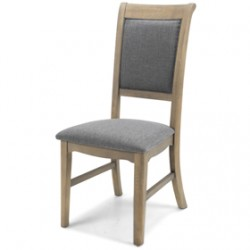Loraine Oak Living & Dining Dining Chair Upholstered