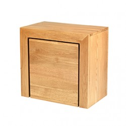 Cuba Oak Cube Nest of Tables