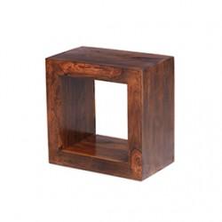 Cuba Sheesham 1 Hole Cube
