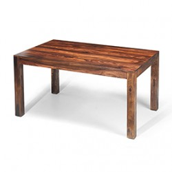 Cuba Sheesham 140 cm Dining Table