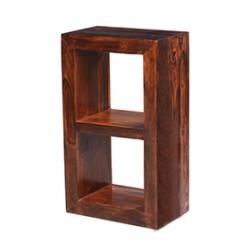 Cuba Sheesham 2 Hole Cube