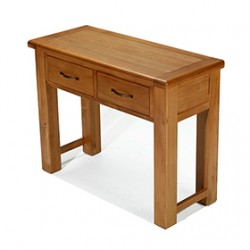 Emsworth Oak Console Table