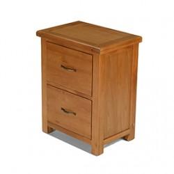 Emsworth Oak Office Filing Cabinet