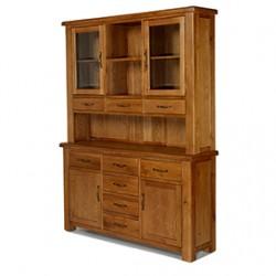 Emsworth Oak Large Dresser