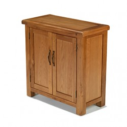 Emsworth Oak Small Petite Cupboard
