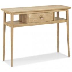 Skioa Oak Console Table