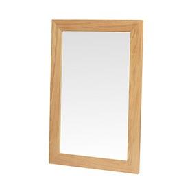 Cuba Oak Small Mirror