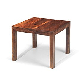 Cuba Sheesham 90 cm Dining Table
