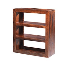 Cuba Sheesham Small Multi Shelf