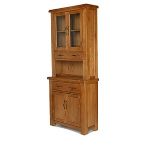 Emsworth Oak Petite Dresser