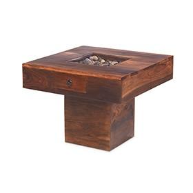 Jali Sheesham Small Pebble Coffee Table