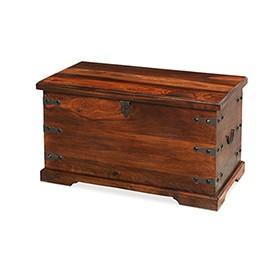 Jali Sheesham Thakat Coffee Trunk Box