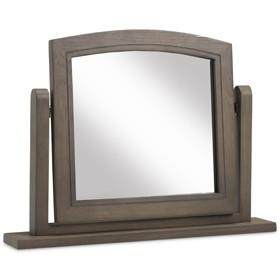 Loraine Oak Bedroom Dressing Mirror