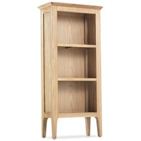 Enfield Oak CD Bookcase