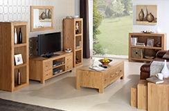 Cuba Oak Furniture