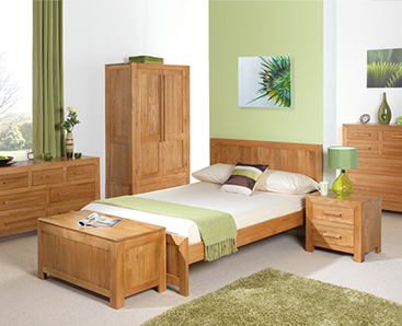 Oak Bedroom Furniture Oak Bedroom