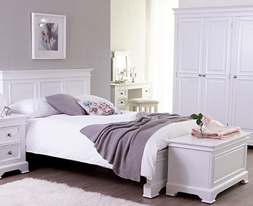 white painted bedroom furniture collection lifestyle furniture uk