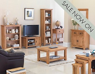 Attractive Solid Hardwood Oak, Pine, Sheesham Furniture | Lifestyle Furniture Part 22