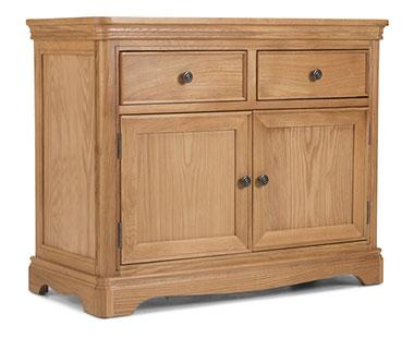 Loraine Natural Oak Living & Dining