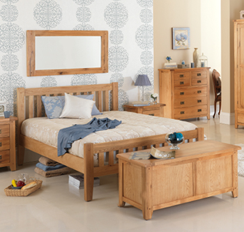 Oak Furniture Beds