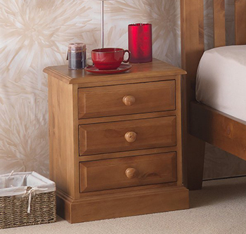 Pine Bedside Tables