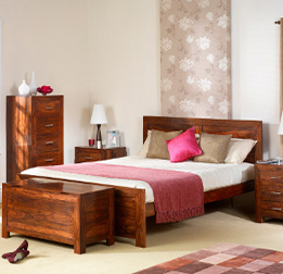 Sheesham Bedroom Ranges
