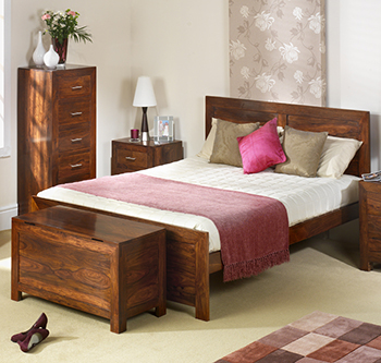 Sheesham Beds