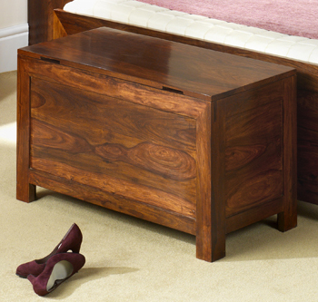 Sheesham Wood Furniture Blanket Box