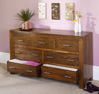 Sheesham Wood Furniture Chest of Drawer