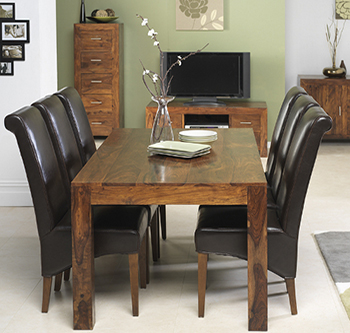 Sheesham Wood Furniture Dining Sets
