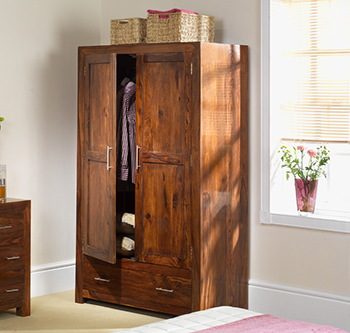 Sheesham Wood Furntiure Wardrobes