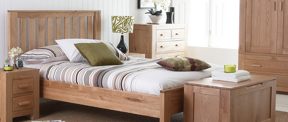 How to buy a wooden bed