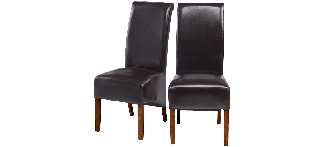 chairs brown chair saddle tufted dark savile leather