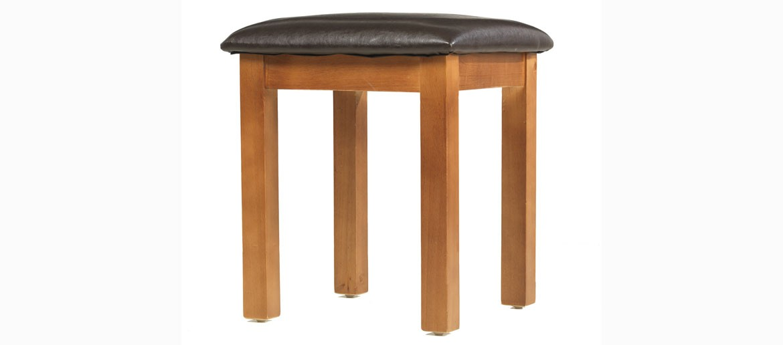 Devon Pine Dressing Table Stool