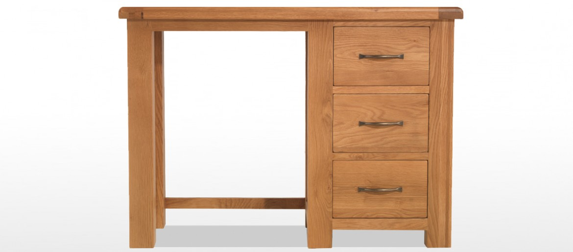 Marton Oak Dressing Table