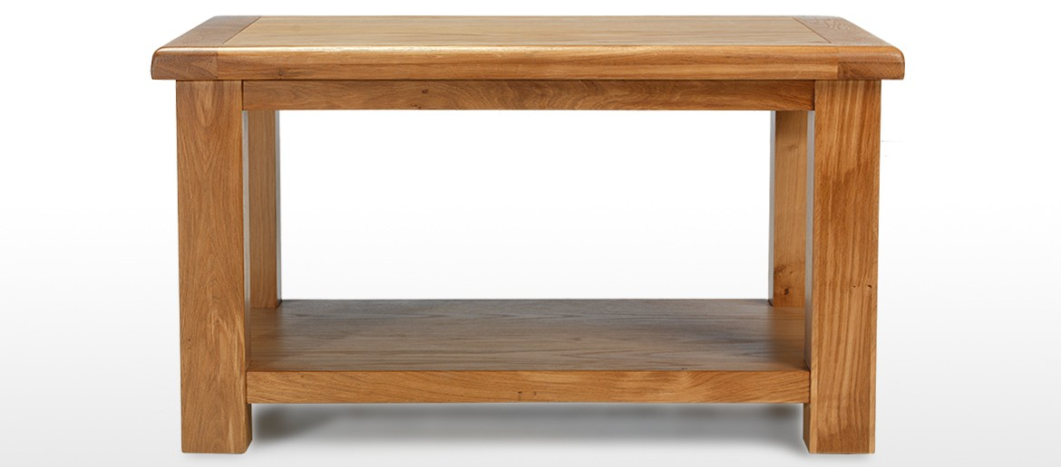 Barham Oak Coffee Table