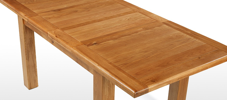 Barham Oak 180-250 cm Extending Dining Table