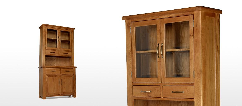Barham Oak Small Dresser