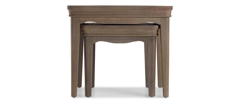 Kilmar Oak Living & Dining Nest Of 2 Tables