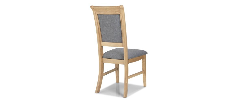 Kilmar Natural Oak Living & Dining Chair Upholstered