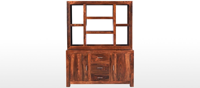 Cube Sheesham Large Dresser