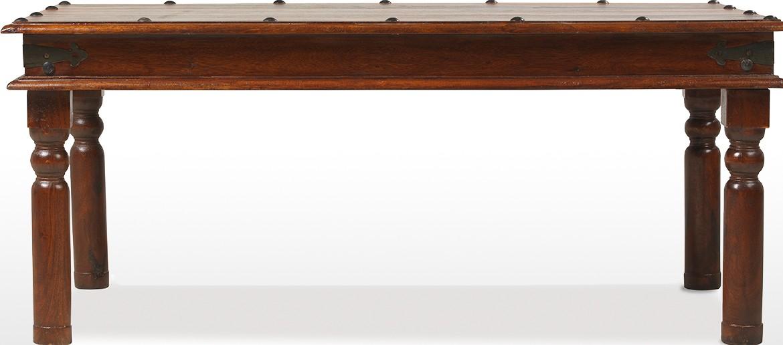 Jali Sheesham 110 cm Thakat Coffee Table